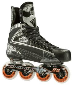 Mission Axiom A3 Senior Roller Hockey Skates « StoreBreak.com – Away from the busy stores