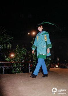 Fashion show Kenzo Takada (1976)