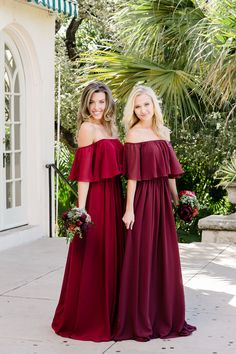 Mix and Match Revelry Bridesmaid Dresses and Separates.Revelry has a wide selection of unique bridesmaids dresses including tulle skirts, classic chiffon dresses, trendy off the shoulder formal gowns and sparkly sequin options!  Revelry's bridesmaid collection is perfect to mix and match ombre colors palettes, as well as styles that compliment every bridesmaid!  Revelry's collection of bridesmaid tops and skirts creates truly wear again bridesmaid styles! We look forward to sending you a…