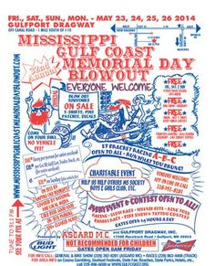 memorial day weekend 2014 gulfport ms