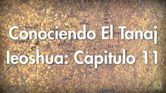 0111: Iehoshua / Capitulo 11 - Conociendo el Tanaj