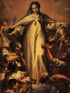 Blessed Virgin Mary of Mercy - Yahoo Image Search Results