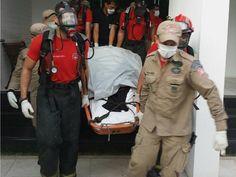 Idoso morre asfixiado com fumaça de churrasco, dizem bombeiros no AM   Umbuzeiro Online