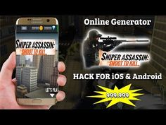 Sniper 3D Assassin Hack - Online Cheat Tool [Unlimited Coins And Diamonds] - YouTube
