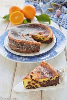 Sweets Cake, Cookie Desserts, Just Desserts, Dessert Recipes, Orange Dessert, Torte Cake, Good Food, Yummy Food, Mousse