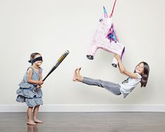 The Father Who Creatively Photographs His Children