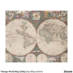 Vintage map of egypt 1805 fleece blanket 1805 egypts and maps vintage world map 1665 2 fleece blanket gumiabroncs Images
