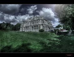 "UE Abandoned Mansion ""R"" by rustysphotography, via Flickr"