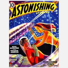 Astonishing Stories (June 1940) | Flickr - Photo Sharing!