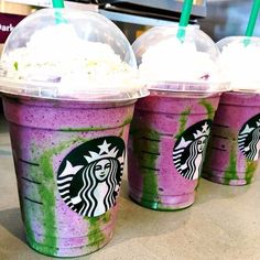 How to Order a Mermaid Frappuccino