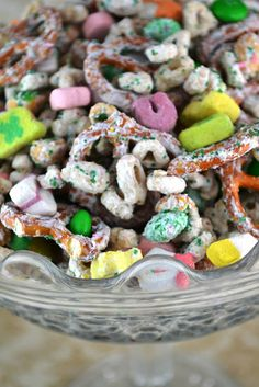 Lucky Charm Snack Mix Hi Friends! To celebrate the awesome birthday month of my daughter, Sophia, I will be dedicating several posts t...