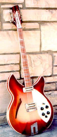 George Harrison 12 String Rickenbacker