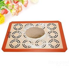 Saver Food Grade Platinum Silicone Baking Mat Knead Dough Mat Pad ** This is an Amazon Affiliate link. Want additional info? Click on the image.