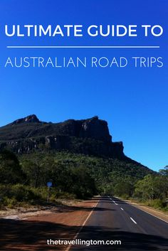 Road trips in Australia are perhaps the best way to see this beautiful and gigantic country! If you want advice on planning an Australian road trip of your own, then you'll want to check this article out! Brisbane, Sydney, Perth, Melbourne, Travel Guides, Travel Tips, Travel Destinations, Budget Travel, Great Barrier Reef