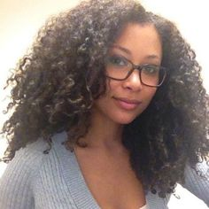 steaming natural hair | added a little steam to my hair last night, sealed with my Polishing ...