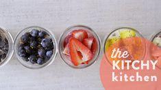 OVERNIGHT OATS 5 WAYS // KITCHY HACK - The Kitchy Kitchen