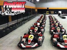 Prokart Indoor Racing Lakeville MN