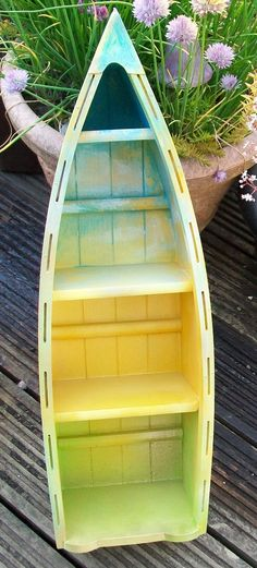 Upcycled Boat Shelves By Shroo