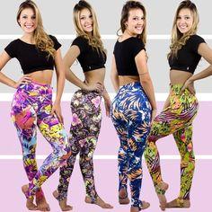 Essa vai pra quem é apaixonado por legging que nem a gente!