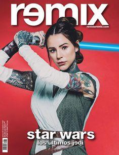 Tapa Remix 232 Star Wars: Los Últimos Jedi | Candelaria Tinelli x Pablo Franco