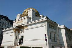 Palazzo della Secessione (foto di marcella bona)