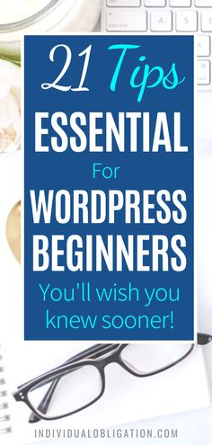 Make sure you read these WordPress tips, tricks & hacks for beginner bloggers. That will help you tackle the most important blogging tips and website basics you need when you learn how to start a blog. Don't miss out on this blogging for beginners advice that includes some of the best blog tips for beginners you should know if you want to make money blogging and work from home online. #WordPressTips #Blogging #HowToStartABlog #BloggingForBeginners #BlogTips #BloggingTips #WebsiteTips News Blog, Blog Tips, Make Money Blogging, How To Make Money, Wordpress Website Design, Blog Writing, Blogging For Beginners, How To Start A Blog, Business Tips