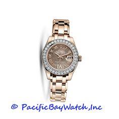 Rolex Datejust Pearlmaster 80285