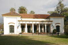 """Museo Historico """"""""Cornelio Saavedra"""""""", en el Parque Saavedra, Barrio Saavedra, Buenos Aires, Republica de Argentina"""