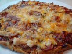 PIZZA GLUTINE - BASE CON FUMENTO DI GLUTINE
