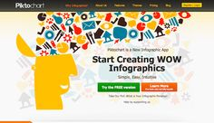Create Infographics. Create your own leaflets, charts...