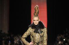 ゴルチエパリはゴージャスな女豹ルック【13-14AWオートクチュール】 | ファッショントレンドニュース|FASHION HEADLINE