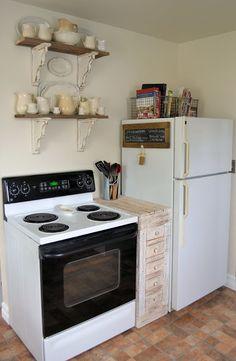 15 cozinhas pequenas para você se inspirar   Decoration and Kitchens