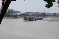 Pazundaung Creek - Yangon, Myanmar