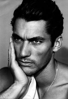 David Gandy has some Gregory Peck in him, don't u think?...