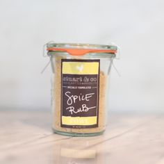 Fowl Rub | $9. Perfect for all who love bold exciting flavors. With unique flavors like lemongrass, turmeric and cardamom. Available at: manykitchens.com.