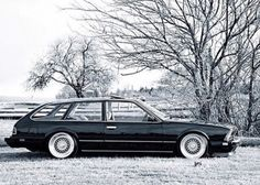BMW 635 CSI Shooting Brake