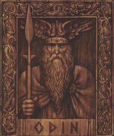 Magnus Chase & the Gods of Asgard North Mythology, Odin Norse Mythology, Norse Pagan, Pagan Art, Old Norse, German Mythology, Viking Art, Viking Warrior, Odin Allfather