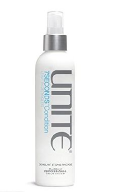 Unite 7Seconds Condition Leave in Detangler,8fl.oz/236ml *** See this great image @