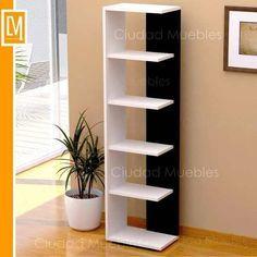 modular - rack esquinero moderno- diseño minimalista. unico!