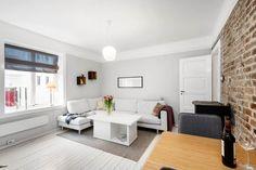 FINN – Lekker 2-roms med alkove - attraktiv beliggenhet i Sandviken.