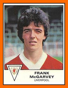 Old School Panini. Frank McGarvey