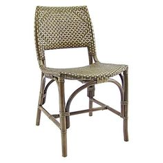 Enjoy laid-back Hamptons aesthetic in your home with the natural looks of the Darina Rattan Dining Chair from Kayu Estate.