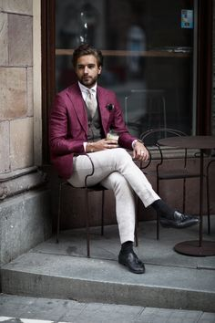 Philip Conradssons - one of the best dressed bloggers.