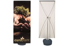 You could make good use of a Zeppy Outdoor Banner Stand with our Vinyl Banners! Great for expos. Banner Stands, Outdoor Banners, Vinyl Banners, Banner Printing, Made Goods, Banner Ideas, Outdoor Products, Display, Prints