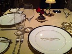 Confirming there will be no free dining--ever--at Victoria and Albert's
