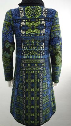Kooi Weste Kleid Merinowolle Zip ± 80 cm Schwarz Blau Kragen 18135 M-42 sale | eBay Dress With Cardigan, Knit Dress, Weird Fish, Odd Molly, Merino Wool, Knitwear, Pullover, Zip, Ebay