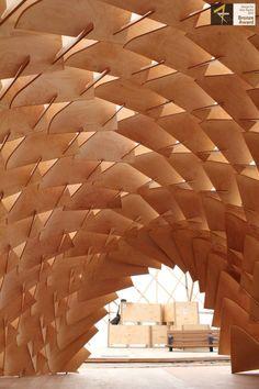 Dragon Skin Pavilion -DESIGN | Kristof Crolla, Sebastien Delagrange, Emmi Keskisarja, Pekka Tynkkynen