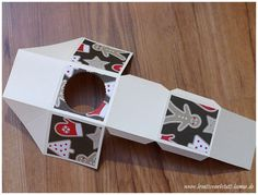 stampin-up-mini-nutella-strohhalmbox10 Nutella Gifts, Stampin Up, Paper Engineering, Mini, Creative Workshop, Treat Holder, Craft Box, Paper Gifts, Craft Fairs