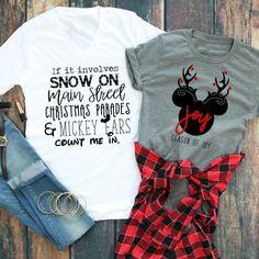 Disney Christmas outfit ideas