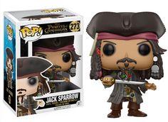 POP! Disney: Pirates of the Caribbean Dead Men Tell No Tales - Jack Sparrow for Collectibles   GameStop